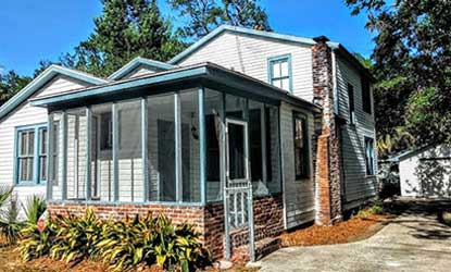 House for sale in Brunswick Georgia